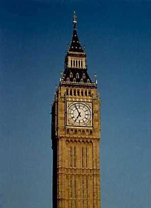 HEAR BIG BEN CHIME