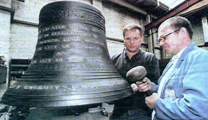 VISIT THE WHITECHAPEL BELL FOUNDRY